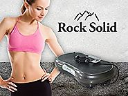 Rock Solid Wholesale Whole Body Vibration Machine