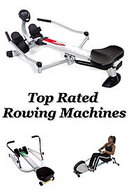 Top Rated Rowing Machines