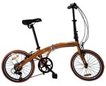 Sueh Q3 Folding Bike Shimano 7 Speed 20 Inch Foldable Bicycle