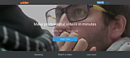 Wideo - Make animated online videos free
