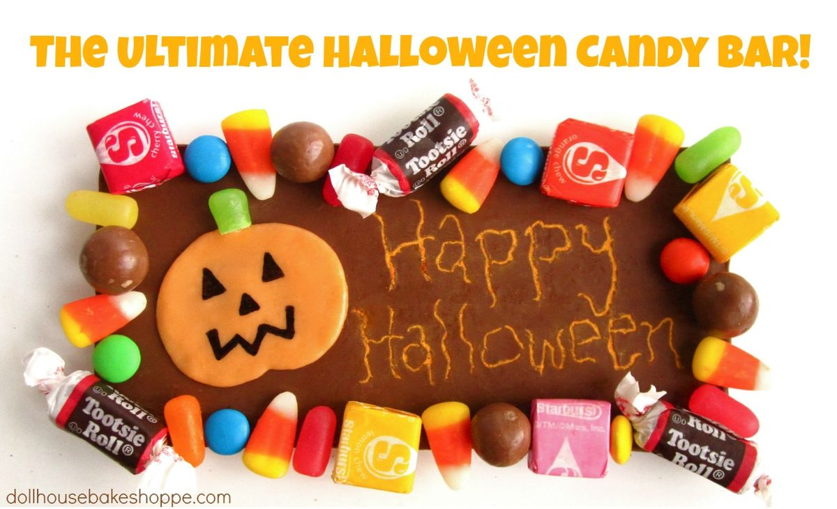 Headline for 15 Amazing Halloween Treats