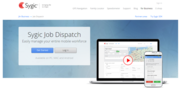 How to use Sygic Job Dispatch @SygicOfficial #WebToolsWiki