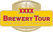 Visit the XXXX Brewery