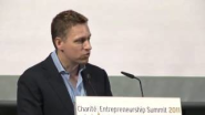 Peter Thiel at Charité Entrepreneurship Summit 2011 - Part 1 - YouTube