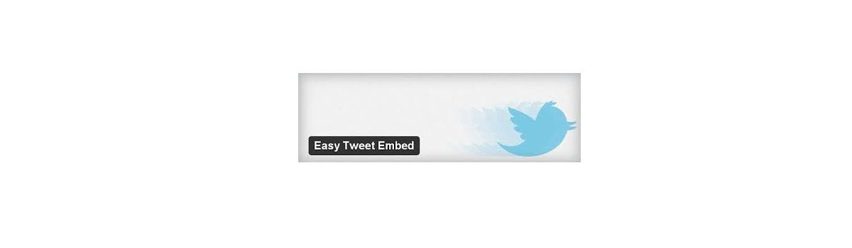 Headline for Easy Tweet Embed@EasyTweetEmbed #webtoolswiki