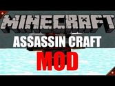 AssassinCraft Mod 1.7.10/1.7.2 and 1.6.4