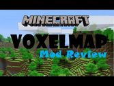 VoxelMap Mod 1.7.10 and 1.7.2
