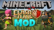 Clash of Clans Mod 1.7.10
