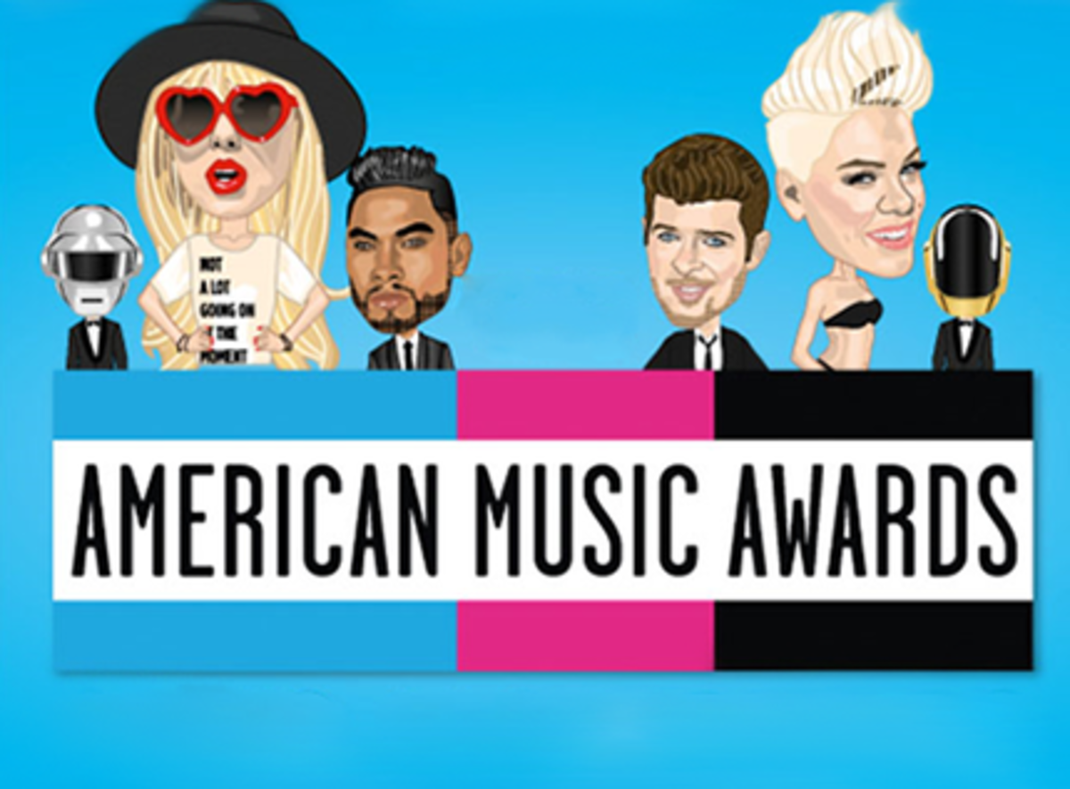 Headline for AMA list: 10 American Music Awards Artist of the Year Nominees