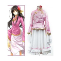 Hetalia: Axis Powers Taiwan White Skirt Cosplay Costume -- CosplayDeal.com