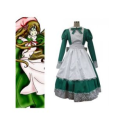 Hetalia: Axis Powers Maid the Republic of Hungary Cosplay Costume -- CosplayDeal.com