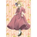 Axis Powers Hetalia Liechtenstein Red Dress Cosplay Costume -- CosplayDeal.com