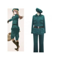Axis Powers Hetalia Hungary Cosplay Costume -- CosplayDeal.com