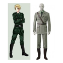 Axis Powers Hetalia England Cosplay Costume -- CosplayDeal.com
