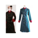 Axis Powers Hetalia Denmark Cosplay Costume -- CosplayDeal.com