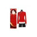 Axis Powers Hetalia China Cosplay Red Costume -- CosplayDeal.com