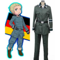 Axis Powers Hetalia Germany Cosplay Costume -- CosplayDeal.com