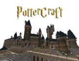 PotterCraft Map 1.8/1.7.10 and 1.7.2