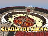 Gladiator Arena PvP Map 1.7.10 and 1.7.2