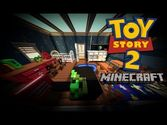 Toy Story 2 Adventure Map 1.7.10/1.7.4 and 1.7.2