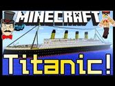 Titanic Map 1.8/1.7.10 and 1.7.2