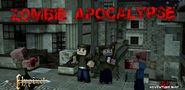 Zombie Apocalypse Survival Map 1.8/1.7.10 and 1.7.2