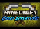 Crazy Adventure Map 1.7.10