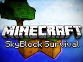 SkyBlock Survival Map 1.8 and 1.7.10