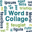 Word Collage By Alex Tataurov