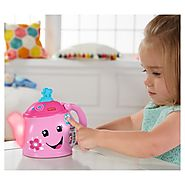 Fun And Educational Toys For Kids Learning To Discover And Play