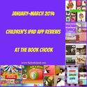 July - September 2014 App Reviews and Articles at The Book Chook