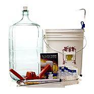 Beer Making Kits For Beginners-Used For Wine Too on Flipboard