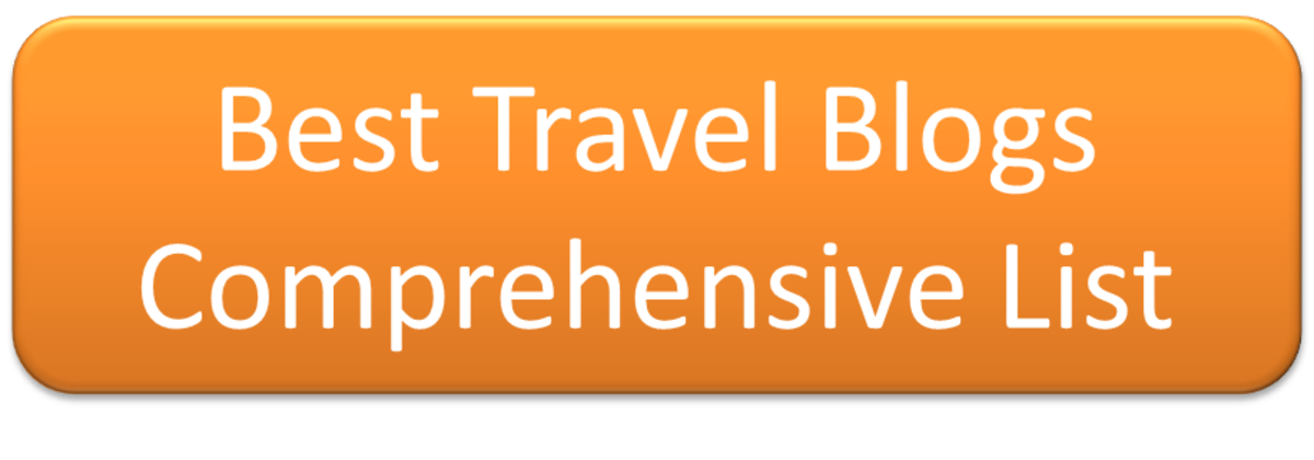 Headline for Top Travel Blogs
