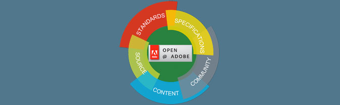 Headline for Open Source by Adobe Systems