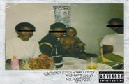 Kendrick Lamar - Good Kid Mad City