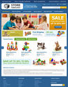 Brilliant Qualify Toy Store Templates | Store Templates