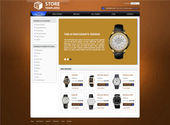 Nice Online Store Design Templates