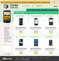 Cool Mobile Store Template