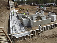 We at RM Solutions builds concrete foundations