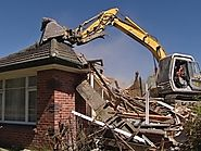 Here many types of demolitions in Christchurch