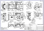 CAD Drafting Services: SolidWorks 2D Drafting, CAD Conversion Services