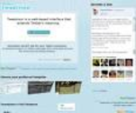 Tweetvisor | For bloggers, journalists, companies, celebs and all you Tweeple