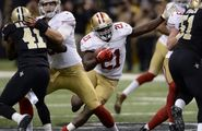 San Francisco 49ers vs New Orleans Saints - 1pm EST Sunday November 9th
