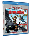 How To Train Your Dragon 3D [Blu-ray 3D + DVD] (Bilingual)