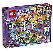 LEGO Friends Amusement Park Roller Coaster - Ages 8-12