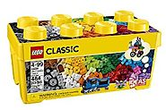 LEGO Classic Medium Creative Brick Box - Age 4 and up