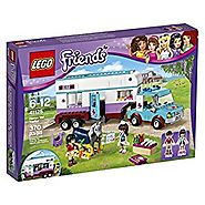 LEGO Friends Horse Vet Trailer - Ages 6-12