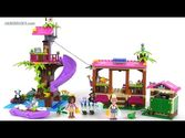 LEGO Friends 41038 Jungle Rescue Base review!