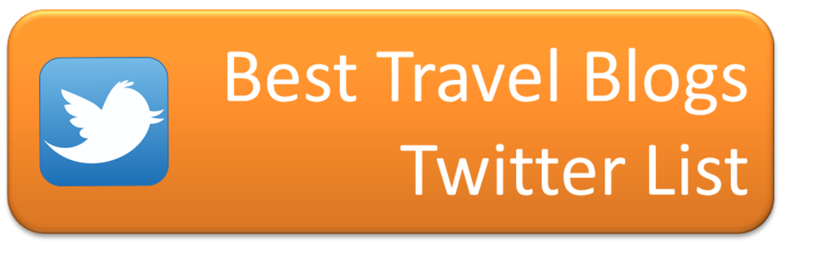 Headline for Travel Blog Twitter accounts - A comprehensive List of Twitter accounts of Travel Bloggers