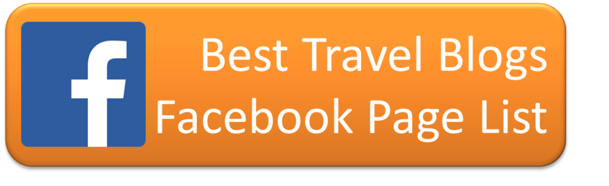 Headline for Travel Blog Facebook Pages - A comprehensive List of Facebook Pages of Travel Bloggers